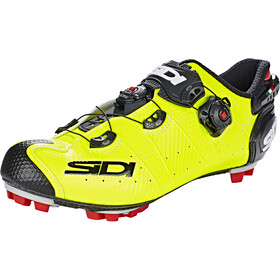 Sidi MTB Drako 2 SRS Shoes Herren yellow fluo/black
